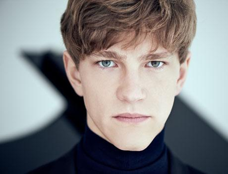 Foto: Jan Lisiecki (© Christoph Köstlin)